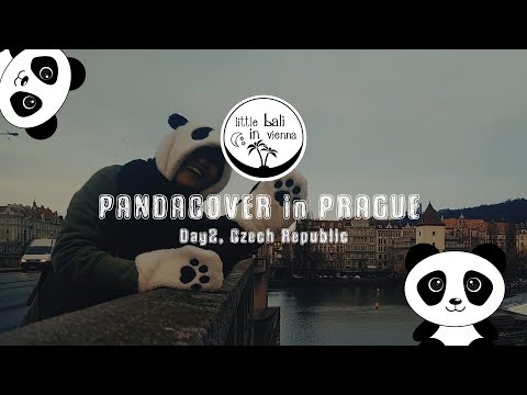PANDACOVER IN PRAGUE, DAY 2, CZECH REPUBLIC | Little Bali in Vienna Vlog 10