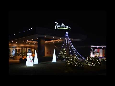 Japan Tokyo Radisson Hotel Narita Stay (Photo Album)