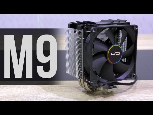 CRYORIG M9 CPU Cooler Review - YouTube