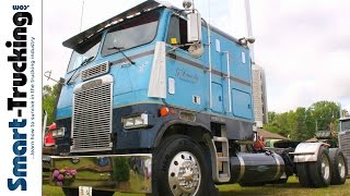Big Rig Cabovers: Old School Memories
