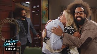 The Bold and the Beautiful w/ Reggie Watts In Every Scene (Full Ep)
