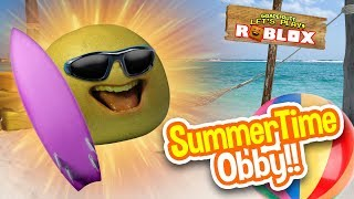 Grapefruit Escapes - SUMMER TIME Obby!! | Roblox
