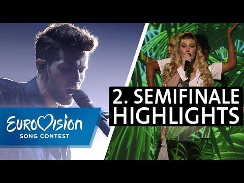 Zweites Halbfinale: Tops und Flops von Alina und Stefan | Eurovision Song Contest | NDR