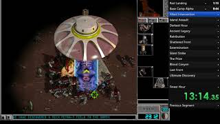Dark Colony Human Campaign Speedrun in 1:47:57 (World Record)