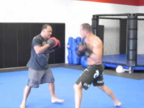 Training of the next Heavyweight Champion Junior Cigano Dos Santos