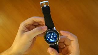 ОНЛАЙН ТРЕЙД.РУ Смарт-часы Samsung Galaxy Watch (46 mm) серебристая сталь