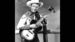 Roy Rogers & Sons of The Pioneers Sing The Last Roundup YouTube Videos