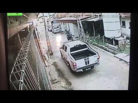 Robbery fails  Jb malaysia