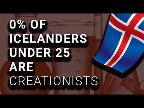 POLL: 0% of Icelanders Under 25 Believe Bible Creation Story