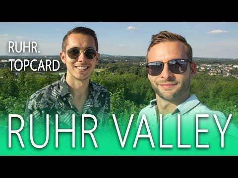 Ruhr Valley RUHR.TOPCARD in 5 minutes ️⚽️🎨🚣 Discover the Ruhr area with one card