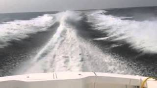 Viking 52 Convertible in Action!