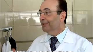 Dr. Bactéria ensina como limpar corretamente o banheiro - Rede Record