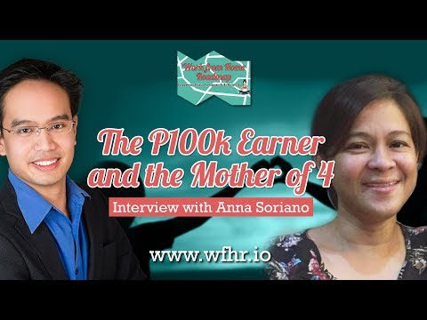 🔴 The P100k Earner and the Mother of 4 | Anna Soriano | JasSuccess 021