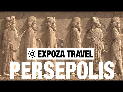 Persepolis (Iran) Vacation Travel Video Guide