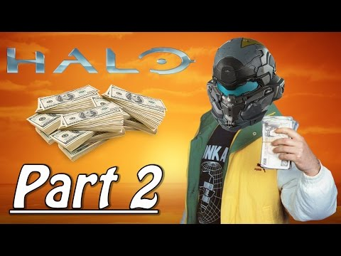 How 343i Can Improve the Halo Franchise & Make MORE Money! (2 of 2)