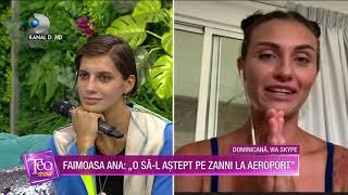 Teo Show (05.04.2021) - Eliminare cu lacrimi! Maria si Ana, detalii la cald de la