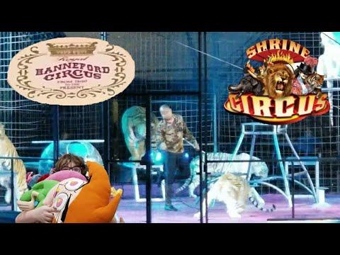 Hanneford Jamil Circus 2018
