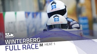 Winterberg | BMW IBSF World Cup 2016/2017 - 2-Man Bobsleigh Heat 1 | IBSF Official