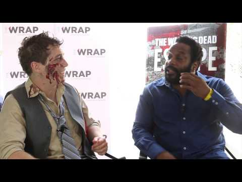 'Walking Dead' Star Chad Coleman Talks Season 5, Difficult Deaths and Why He Was Cast