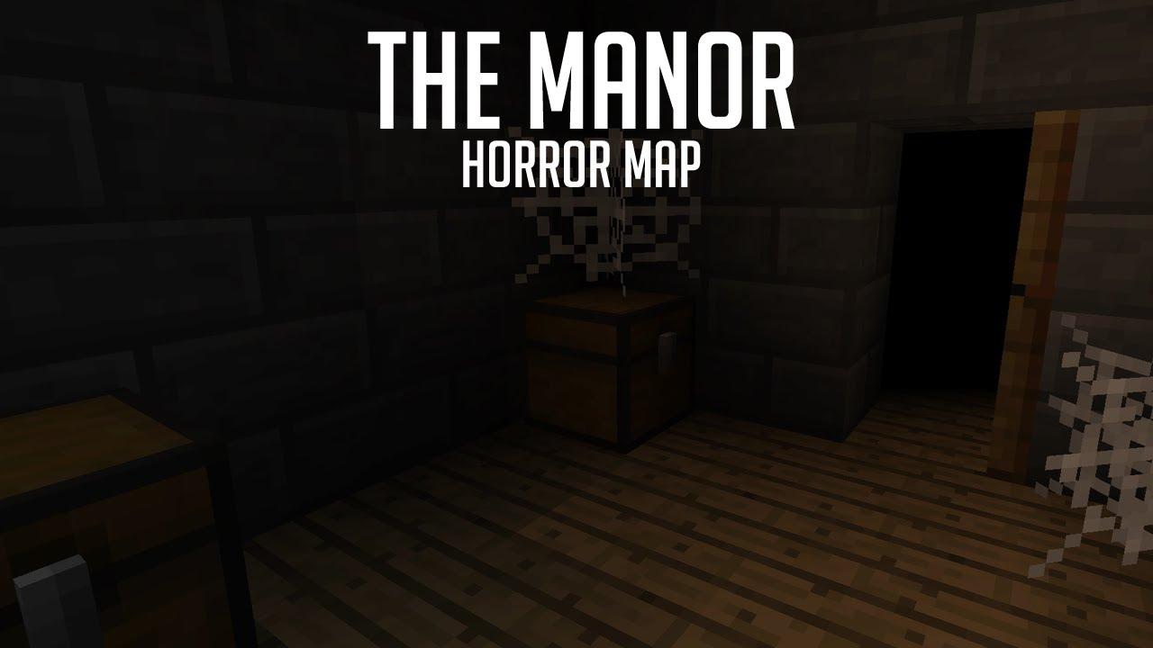 minecraft 2 player horror maps