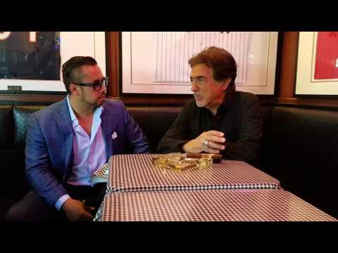 Lincoln Salazar Joe Mantegna interview