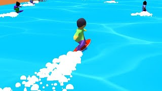 FlipSurf.io Full Gameplay Walkthrough
