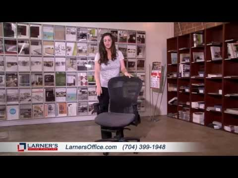 9to5 Seating Strata Chair - Larner's Office Furniture, Charlotte, NC