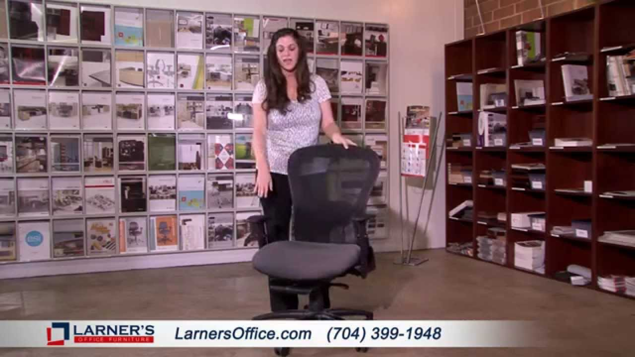 9to5 Seating Strata Chair Larner S Office Furniture Charlotte Nc Youtube