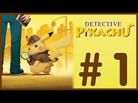 Detective Pikachu - He Can Talk?! (1)