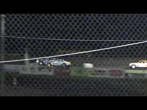 Hobby Stock Amain @ Hancock County Speedway 08/03/18