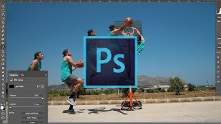PHOTOSHOP TUTORIAL  🖥Sports Photography Action Sequence