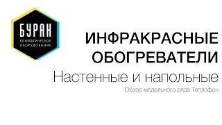 видео Инфракрасные обогреватели: технические характеристики