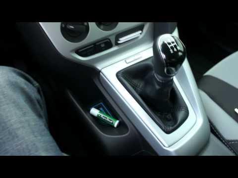 2012 Ford Focus: Interior Quality