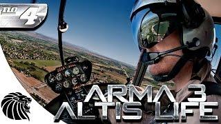 ArmA 3 Altis Life - FG Piloto de Helicóptero#4