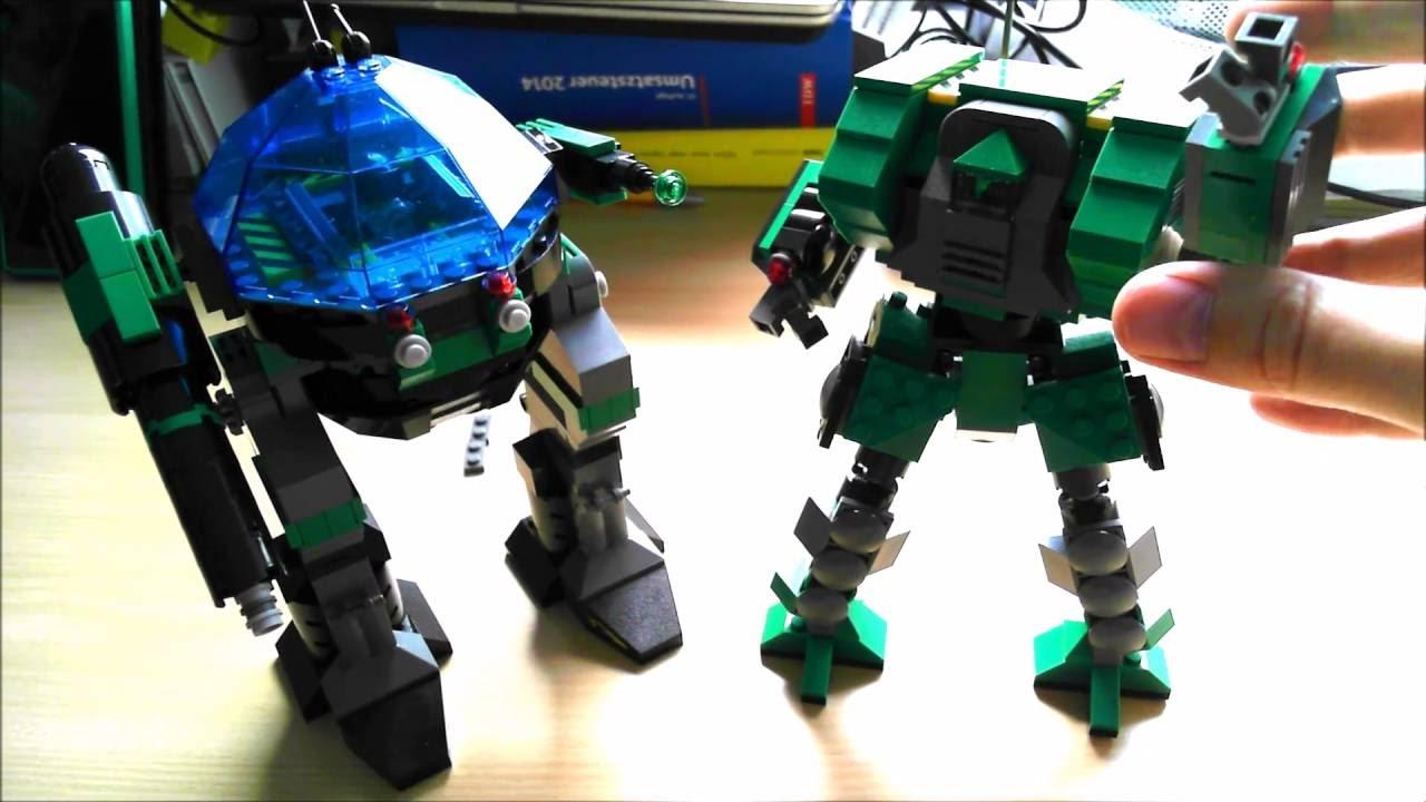 Battletech - Lego - Birth of a Battle Mech - Episode 2 ...