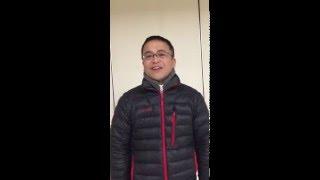 アガリアム合唱団に参加して頂いた方の感想動画 中村隼人さん アガリア...