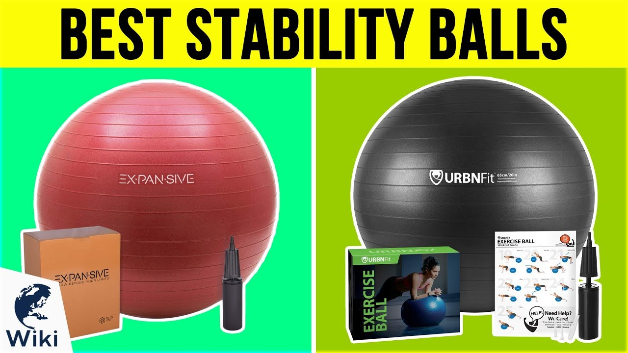 Download 10 Best Stability Balls 2019