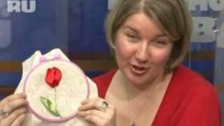 Тютелька в тютельку: Тюльпан в подарок на 8 Марта