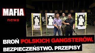BROŃ POLSKICH GANGSTERÓW LAT 90. BEZPIECZEŃSTWO. PRZEPISY | Mafia News