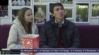 Фильм про  Сергея Шубенкова. Телеканал МатчТВ.  Программа 1+1