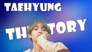 A HISTORIA DE TAEHYUNG   KPOP HETERO #BTS