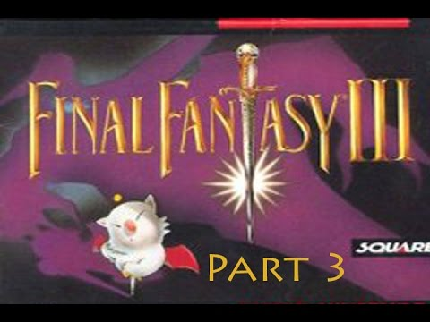 Final Fantasy VI- Part 3: The World Map - YouTube
