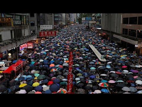 رغم الأمطار.. احتجاجات عارمة مناهضة للحكومة في هونغ كونغ للأسبوع الحادي عشر…  - نشر قبل 32 دقيقة