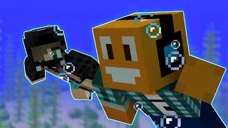 "Minecraft AQUA #6 - ""Podwodna eksploracja!"" w/ Akiri"