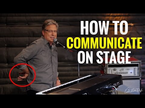 Essential Worship Team Communication | Worship Keyboard Workshop