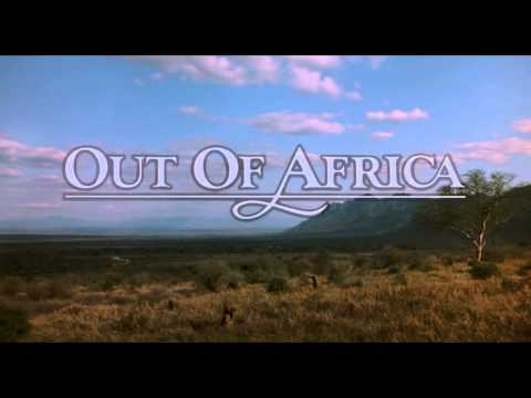 Out of Africa intro