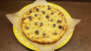 Творожная запеканка с яблоками/ Мой идеальный завтрак/ Рецепты Джулии