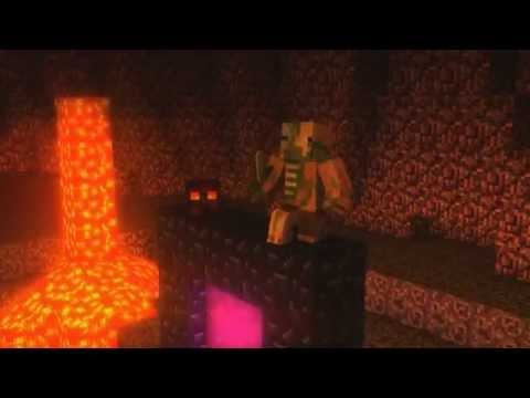 GANGNAM STYLE minecraft PSY Parody animation Travel Video