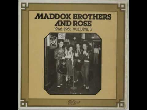 """Maddox Brothers and Rose """"George"""