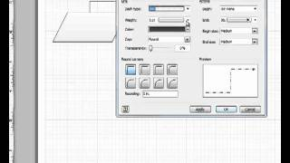 MS Visio Quickies: Changing the look of the arrows